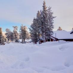 Saariselkä, Lapland