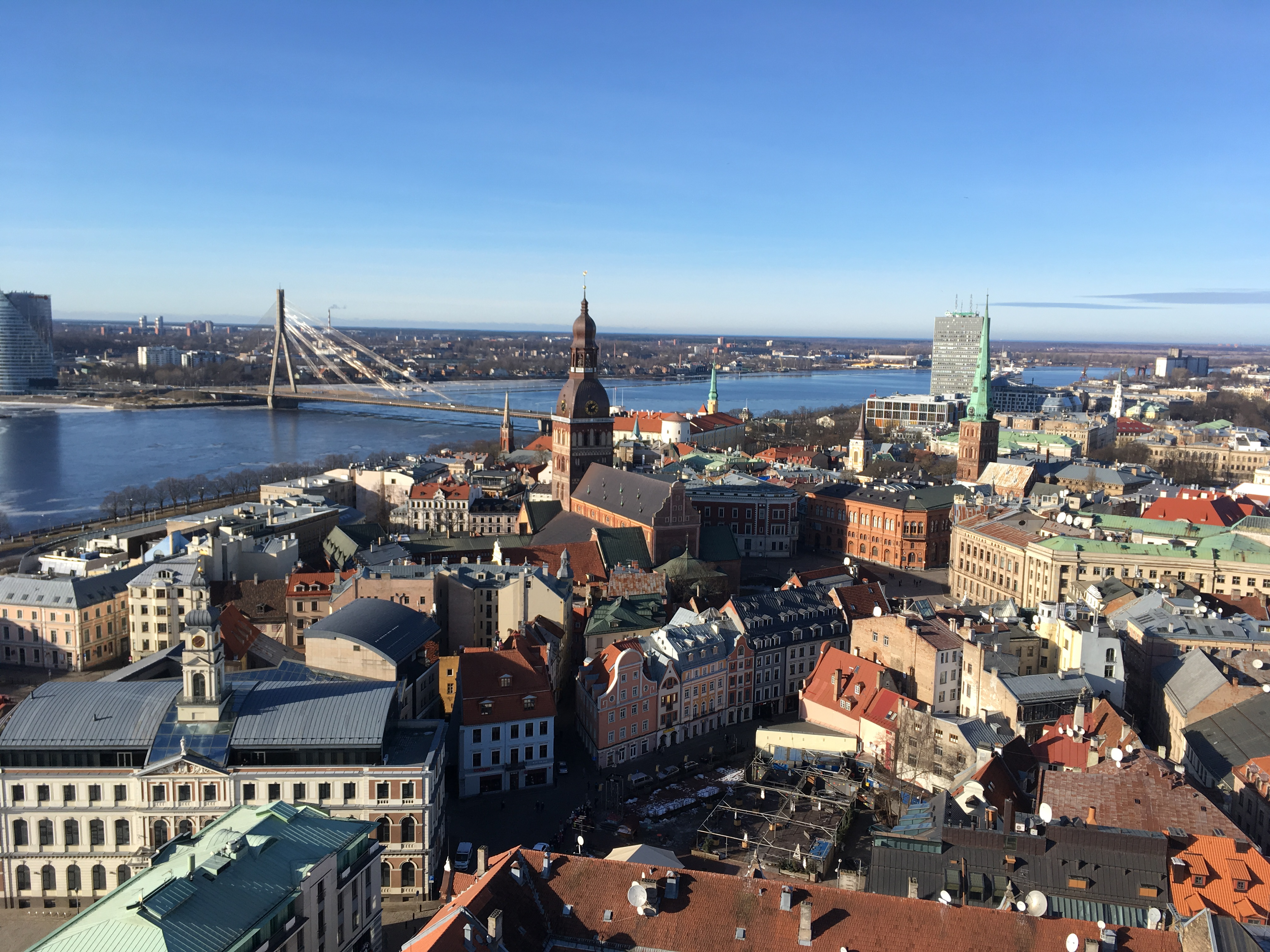 Erasmus in Riga - Latvia